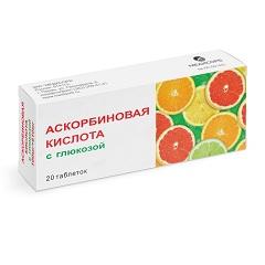 аскорбиновую при глюкозой кислоту ли можно с диете