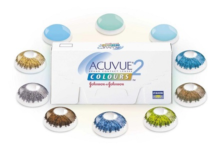 Контактные линзы Acuvue 2 Colours