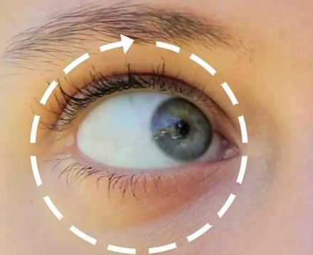 Таблица для глаз улучшение зрения