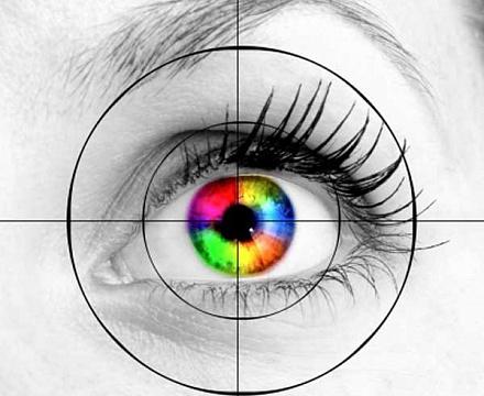 Очки для зрения в стиле ретро прозрачная оправа