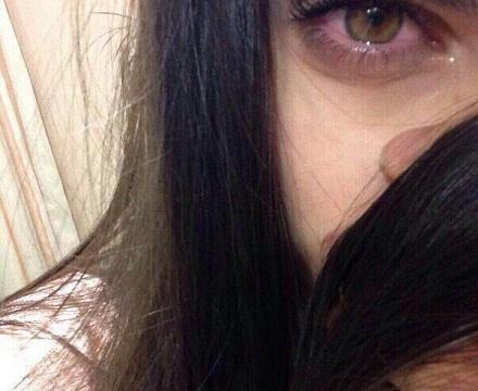 Как сделать глаза побольше