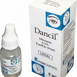 данцил глазные капли инструкция цена отзывы