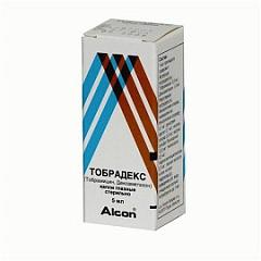 тобрадекс глазные капли инструкция цена одесса - фото 8