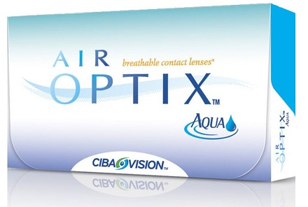 Контактные линзы Air Optix