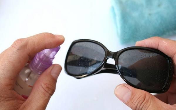 Полировка пластиковых солнцезащитных очков