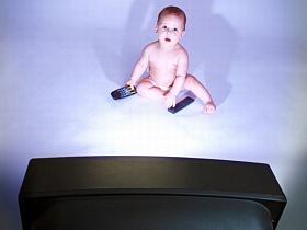 Ребенок и телевизор: какие подстерегают опасности - ребенок, детское зрение, дети, телевизор, компьютер, вред