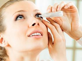 Как правильно закапывать глазные капли? Советы офтальмолога - глазные капли, как закапывать, совет