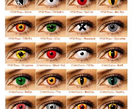 цвет глаз янтарный фото