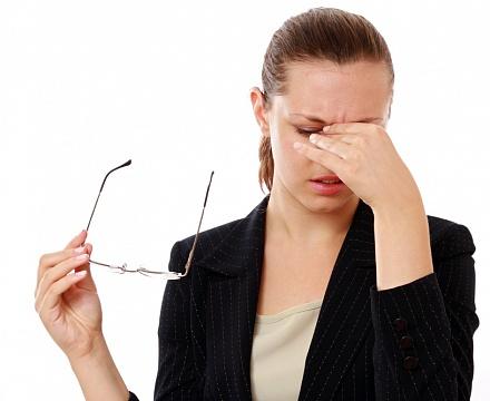 Десять опасных глазных симптомов