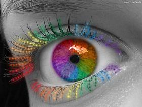 Какой цвет глаз самый красивый? - цвет глаз, красота, радужка