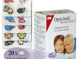Детский окклюдер: виды, отзывы, где купить - детское зрение, пластырь, окклюдер, амблиопия