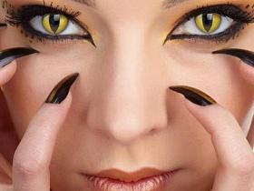 Миндалевидные глаза  - цвет глаз, форма глаз, миндалевидные, красота, интересное