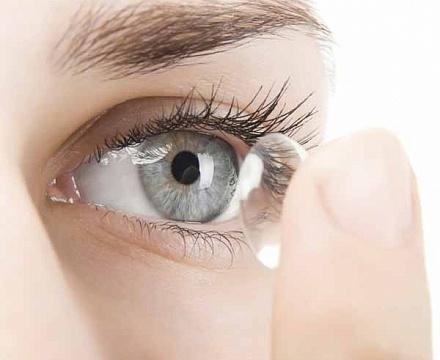 Вредны ли контактные линзы?