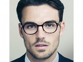 Как подобрать очки по форме лица мужчине - очки