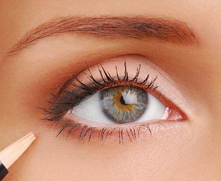 Темные круги вокруг глаз как очки
